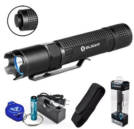 Olight M18 Striker Tactical flashlight
