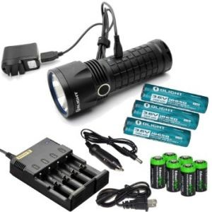 Olight SR52 Intimidator flashlight