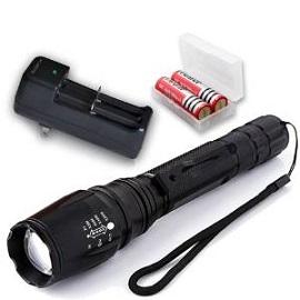 EcoGear FX T6X2 Flashlight Kit