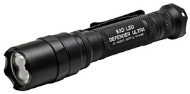 SureFire E2D Defender Ultra Dual Output LED Flashlight