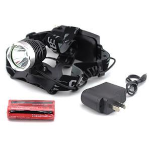 Generic Outdoor Waterproof 1600LM XM-L T6 LED Headlamp