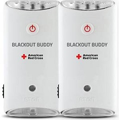 The American Red Cross Blackout Buddy 2 Pack