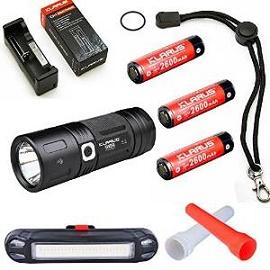Flashlight Reviews Update 4-9-16 Acebeam K70, Thrunite T10 ...