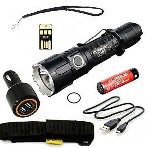 Klarus XT11S Tactical Rechargeable Flashlight