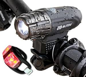 Blitzu Gator 320 Bicycle Headlight
