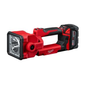 milwaukee m18 led search light tough worklight delivers. Black Bedroom Furniture Sets. Home Design Ideas